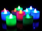 led candle light