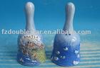 souvenir gift ceramic bell