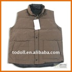 2011 Men's Stylish Express Puffer Vest