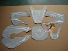 dirt bike parts/pit bike parts/Graphics for KLX style plastic cover