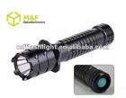 CREE 3W aluminum flashlight high power torch with 18650 battery+AC charger