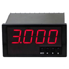 DE3 Series 4 LED digits Digital Volt Meter with RS485 telecom