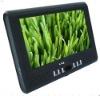 7'' TFT LCD digital TV,DVB-T TV standard,DJ-8080A
