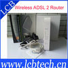 Wireless High Power and Long Range ADSL2 Modem Router