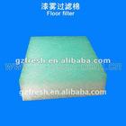 Spray Booth Air Filter Media- PA-50 Floor filter