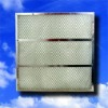 High temperature resistant filter panels