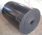Cloth Insertion rubber sheet (woven cloth insertion )