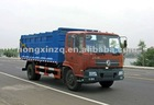 Dongfeng hydraulic dumper garbage truck