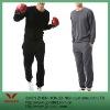 100%Polyester colors men sport suit