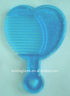 gift cosmetic mirror with comb