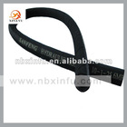 China Promotion Black Small Diameter Flexible Rubber Hose