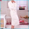 100%polyester coral fleece bathrobe