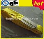 3t European standard Flat duplex Polyester Webbing Sling