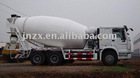 China howo 6x4 concrete mixer truck 9m3