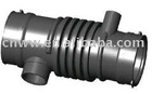 Rubber exhaust air hose