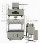 YL27 SERIES FOUR-COLUMN SINGLE-MOVEMENT HYDRAULIC PRESS FOR SHEET METAL DRAWING (STAMPLING)