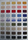 ERDOS PURE CASHMERE COLOR CARDS