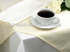 100% spun polyester table linens,napkins,table cloths