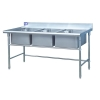 TT-BC301A / B Stainless Steel Restaurant Kitchen Sink