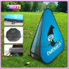 outdoor advertsing vertical portable pop out a-frame banners