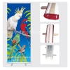 Roll up, roll up banner, banner stand, display banner, aluminum frame