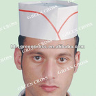 FDA Nonwoven Plus Paper Forage Hat