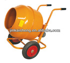 Cement mixer for construction industry