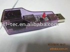 USB2.0 10/100 Network Lan ULS-852