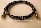 Nylon Braided BNC RG59 Jumper Cable