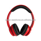 Chinese Factory in ear headphones manufacturers for laptop,cordless cellphone,MSN,Skype.