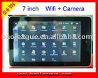 7 Inch Touch Pad Netbook 7'' MID With Wifi Camera B11
