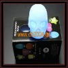 Flashing skull head Halloween product