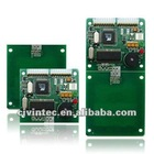 Mini RF module with RS232, RS485, USB, TTL, SPI, C & D, ABA1/2, Wiegand