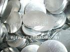 round shape aluminium circle