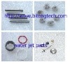 CNC water jet spare parts