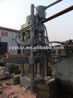 four column hydraulic animals salt brick making machine