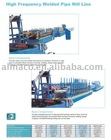 High Frequency Welded Pipe/Tube Mill Line