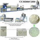 Plastic PE/PP/PET chips/flakes recycling granulator