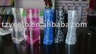 PVC collapsible Vase, foldable vase, plastic vase, PVC vase,plastic vase bag, gift pvc vase