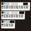 MIDI PANDA 25/49/61