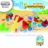 Baby bricks, plastic blocks,constructions