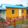 102.8sqm steel prefab house/mining camp/barracks