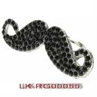 LK-RG00055 new design beard finger ring, latest style jewelry