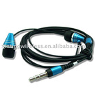 stereo Earphone for MP3(mobile phone accessory)