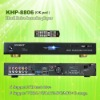 Hard device karaoke machine ,Support VOB/DAT/AVI/MPG/CDG/MP3+G songs ,select songs ,songs encryption