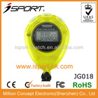 2013 New Plastic Classic Style Single Row Basic Function Digital Sport Colorful Kids Stopwatch