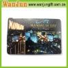 Fridge magnet sticker