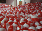 PVC inflatable beach ball with logo