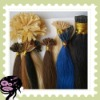 U-Tip human hair extension,any color is available