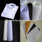 84*56 T/C Shirt Woven Fusible Interlining Fabric